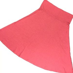 NWT LuLaRoe Azure Skirt Super Soft & Comfy!